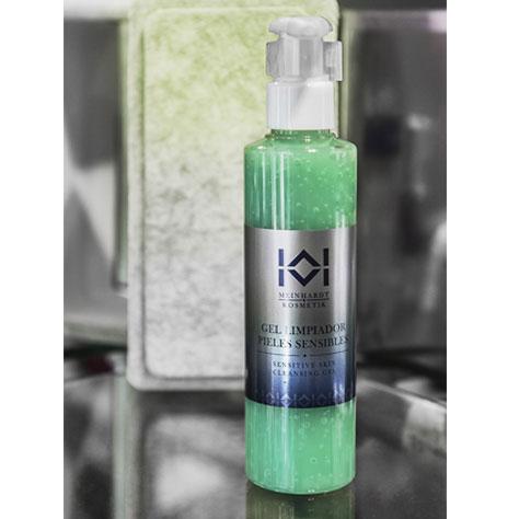 meinhardt kosmetik gel limpiador pieles sensibles