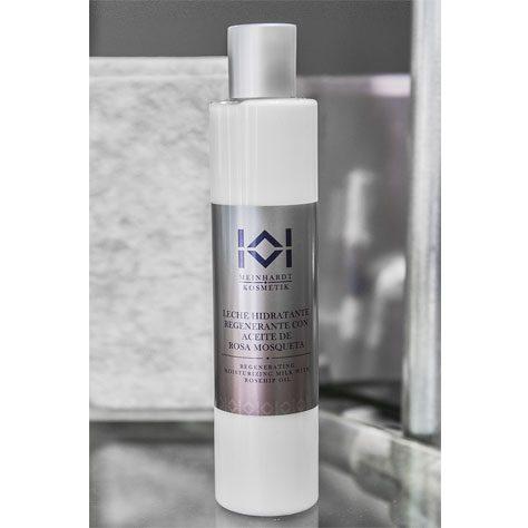 meinhardt kosmetik leche hidratante regenerante aceite rosa mosqueta